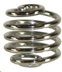 Seat Springs Chrome