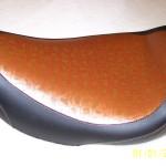 Copper and Bronze Dresser Seat