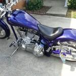American Ironhorse Seat