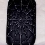 Spider Web Pillion Pad