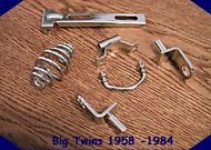 Big Twins Spring Seat Mounting kit 1958-1984