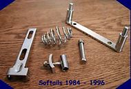 Softail Spring Seat Mounting Kit 1984-1996